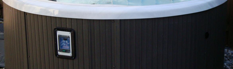 Salzwasserelektrolyse für den Whirlpool nachrüsten