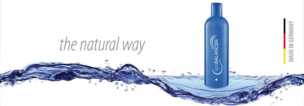 Wasserpflege- biologisch und chlorfrei durchführen