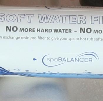 Befüllung des Whirlpools mit Brunnenwasser ist problematisch