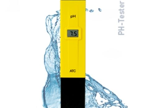 Elektronischer pH-Tester von SpaBalancer